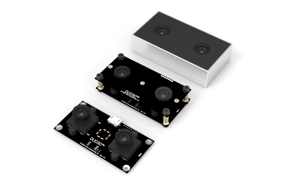 DUO3D Stereo vision integration into ROS - ROS robotics news